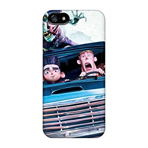 Fashionable Style Case Cover Skin For Iphone 5/5s- Paranorman Comedy Horror Movie