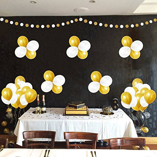 The 8 best wedding balloons with streamers