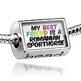 NEONBLOND Bead My best Friend a Romanian