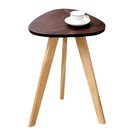 Phenomenal Amazon Com Small Coffee Table Sofa Side Table Simple Solid Inzonedesignstudio Interior Chair Design Inzonedesignstudiocom