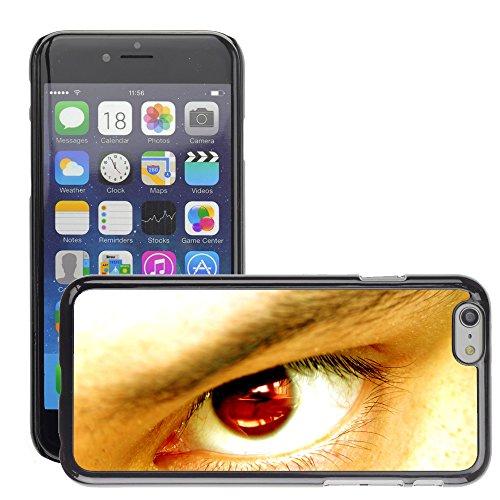 """Premio Sottile Slim Cassa Custodia Case Cover Shell // V00001619 oeil colère // Apple iPhone 6 6S 6G PLUS 5.5"""""""