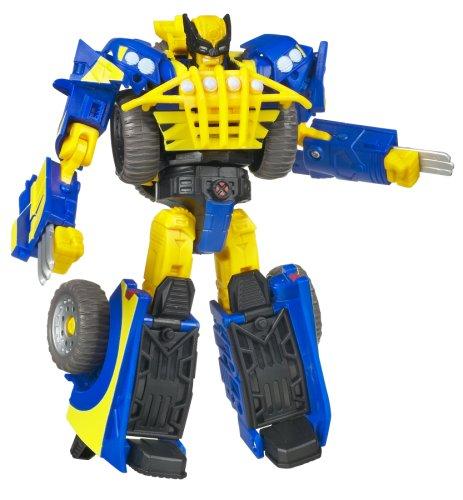 Marvel Legends Transformers Crossovers - Wolverine