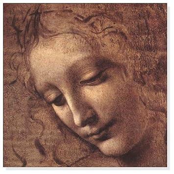 「レオナルドダビンチ ほつれ髪の女性」の画像検索結果