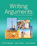 Writing Arguments: A Rhetoric with Readings, Concise Edition (7th Edition)