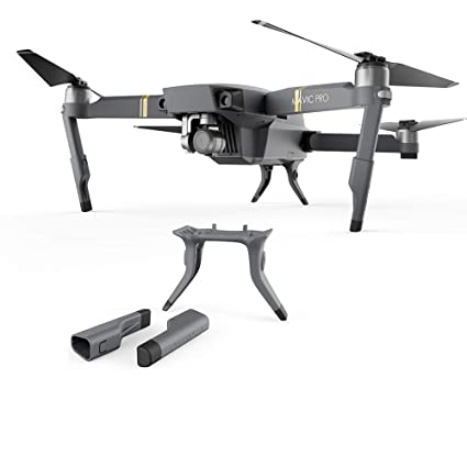 6e8783afb85 PGYTECH Mavic Pro Extended Landing Gear Leg Support Protector Extension  Replacement ONLY Fit For DJI Mavic