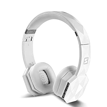 reetec V4.0 Over-Ear Auriculares Bluetooth inalámbrico plegable auriculares estéreo con micrófono y