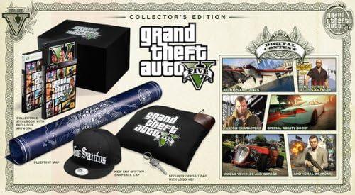 Grand Theft Auto V - Edición Coleccionista: Amazon.es: Videojuegos