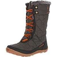Columbia Womens Minx Mid Alta Omni-Heat Boots (Nori/Bright Copper)