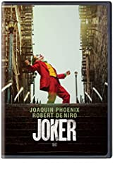 """Joker: Special Edition (DVD)""""Joker"""" centers around the iconic arch-nemesis and is an original, standalone story not seen before on the big screen. The exploration of Arthur Fleck (Joaquin Phoenix), a man disregarded by society, is not only a ..."""