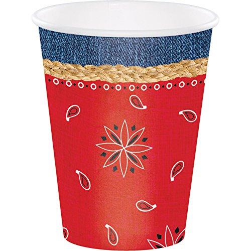 - Bandanarama Cups, 24 ct