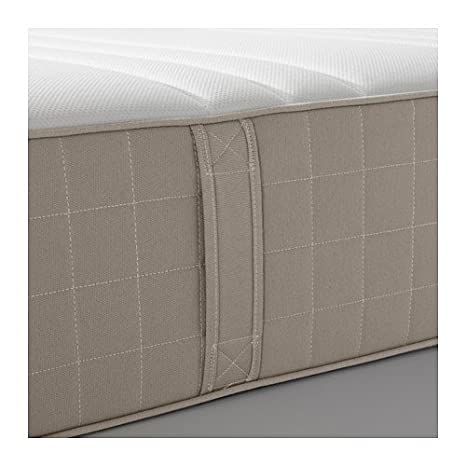 Amazon.com: IKEA HAUGESUND Spring mattress (queen size ...