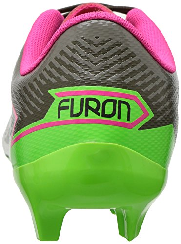 furon 3.0Versand Kids FG Fußballschuhe–Military Dark Triumph Grün/Alpha pink Grün
