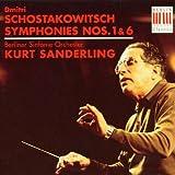 Shostakovich Symphonies Nos. 1 & 6 - Kurt SAnderling (Berlin Classics)