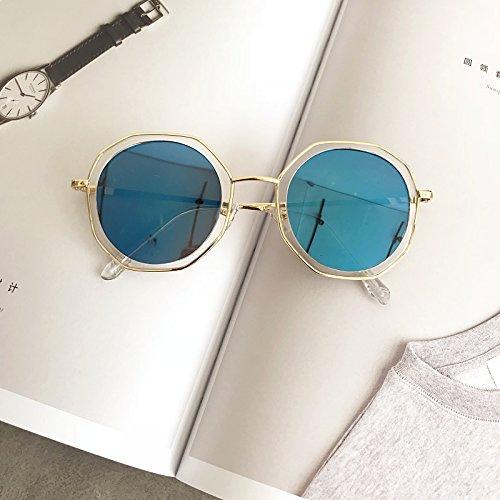 zhenghao blau Lunettes Personnalité Fashion Miroir Sombre Xue Féminine Série 7wFUdp