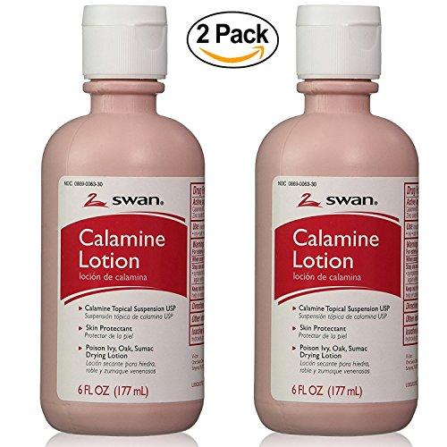 Calamine Lotion (Swan Calamine Lotion - (2) 6 Oz. Bottles)