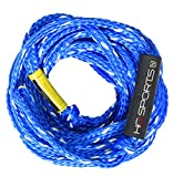 H-O HO Sports 4K Safety Tube Rope - Blue