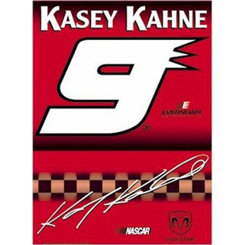 Kasey Kahne #9 NASCAR Flag 2 Sided Large