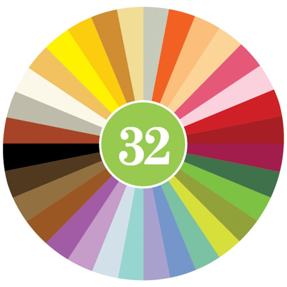 Crayon Rocks 32 Color in a Muslin Bag by Crayon Rocks (Image #3)