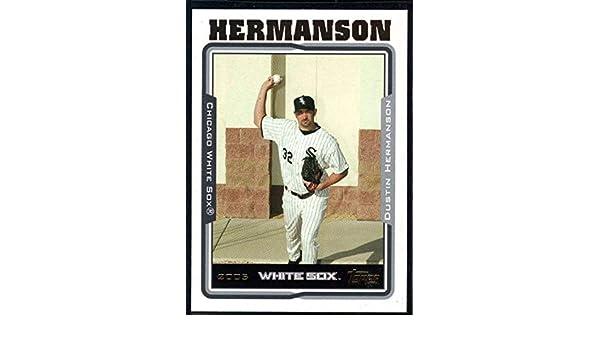 NM-MT 2005 Topps #456 Dustin Hermanson