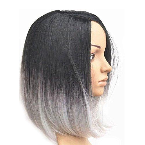 KISSP (Short Grey Wig)
