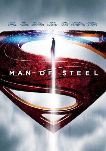 Man of Steel (bonus features) (Movie Man Of Steel)
