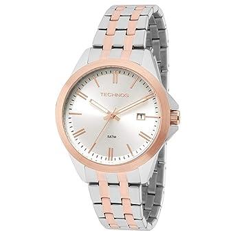 80c9be50729 Relógio Technos Feminino Ref  2115krz 5k  Amazon.com.br  Amazon Moda