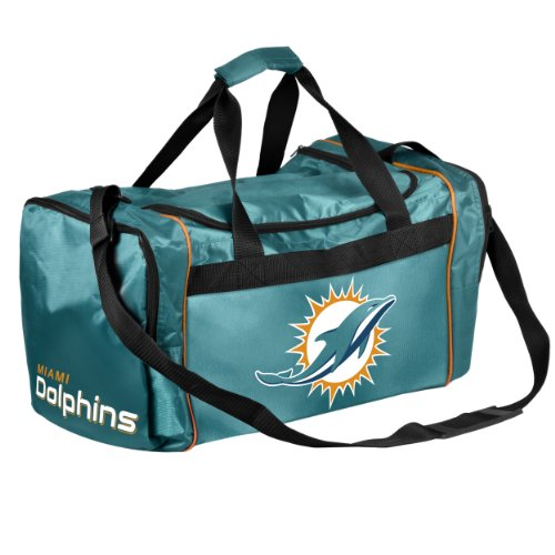 Forever Collectibles NFL Miami Dolphins Core Duffle ()