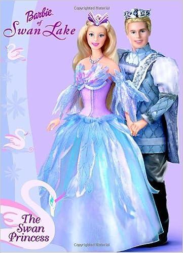 Barbie Of Swan Lake Deluxe Coloring Book Golden Books Pamela Duarte 0014794825350 Amazon