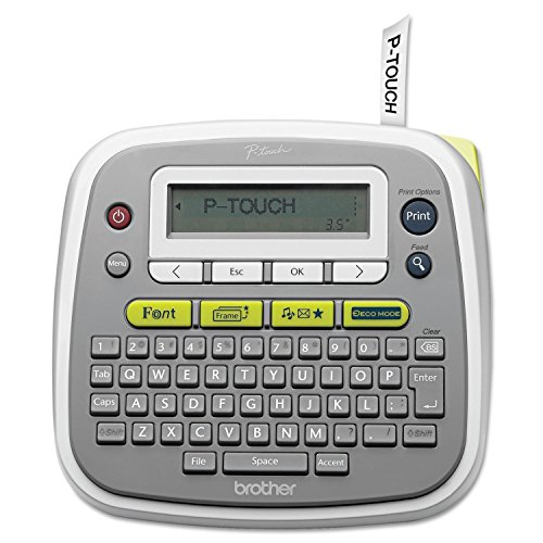 Brother P-touch Home and Office Labeler (PT-D200)]()
