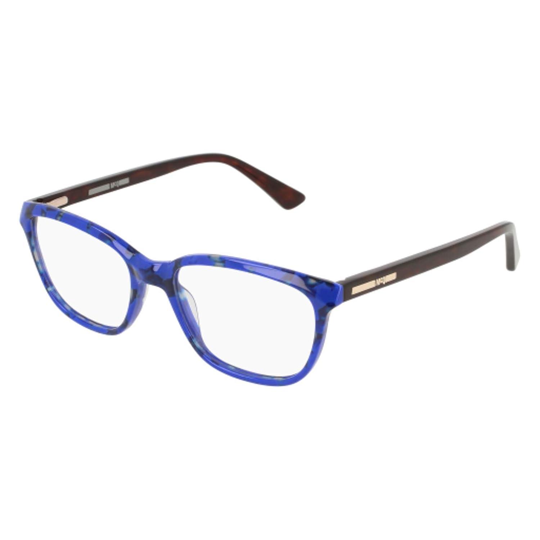 Eyeglasses Alexander McQueen MQ 0110 OP 004 HAVANA //