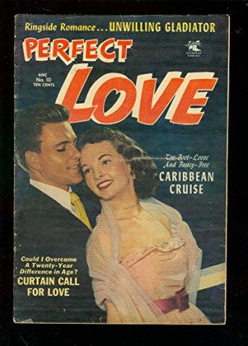 PERFECT LOVE #10 1953-PHOTO COVER-CARIBBEAN CRUISE-BOX - Photo Love Cruises