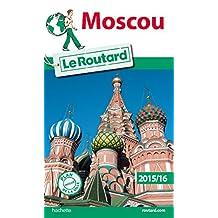 MOSCOU 2015-2016 + PLAN DE VILLE