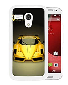 World Luxury Car (2) Durable High Quality Motorola Moto G Phone Case
