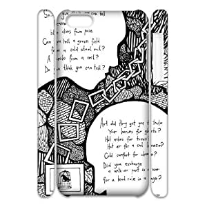 YUAHS(TM) Customized 3D Hard Back Cover Case for Iphone 5C with Pink Floyd YAS363897