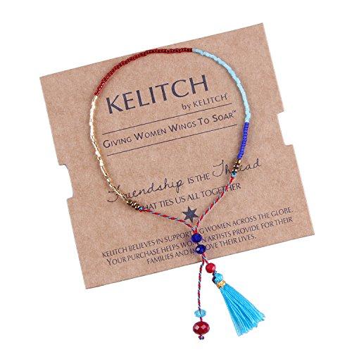 KELITCH Bracelet Pendant Tassels Fashion