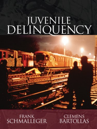 Juvenile Delinquency Instructor's Annotated Edition