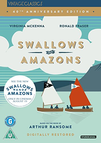 Swallows And Amazons - 40th Anniversary Special Edition [DVD] (Swallows Amazons Dvd And)