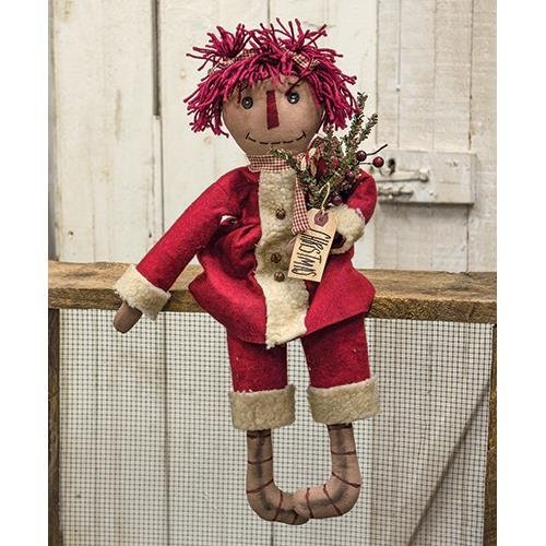 Heart of America Christmas Annie Doll