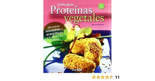 El Libro De Las Proteínas Vegetales Salud y vida natural ...