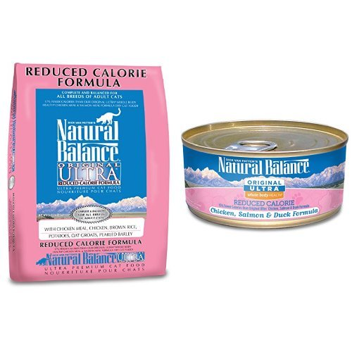 Natural Balance Original Ultra Reduced Calorie Formula Cat F