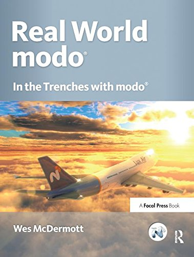 Real World modo: The Authorized Guide: In the Trenches with modo-cover