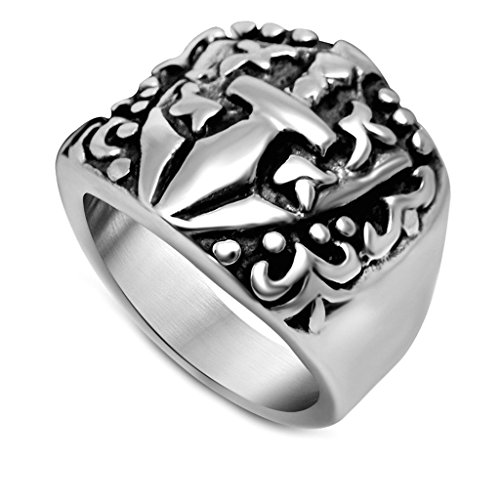 james avery ring cross - 8