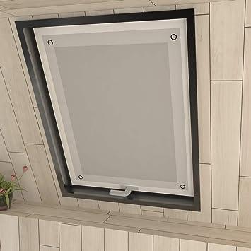 Beliebt Amazon.de: Eurohome Sonnenschutz Dachfenster Rollo ohne Bohren JB01
