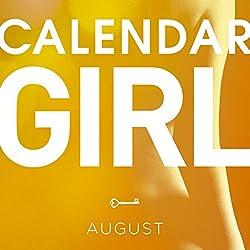 August (Calendar Girl 8)