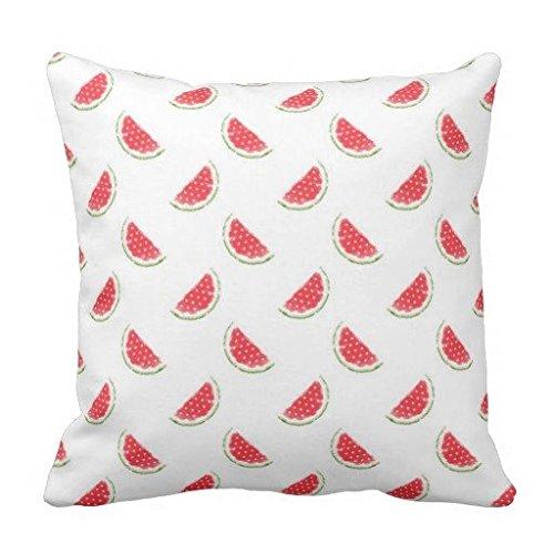Star bien Refrescante Watermelon Custom alta calidad Funda de almohada