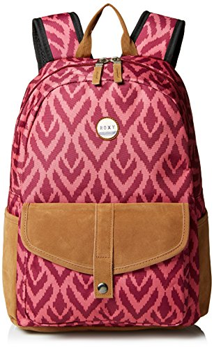 Roxy Junior's Caribbean Polyester Backpack, Climbing Ikat, One Size (Backpack Laptop Roxy)