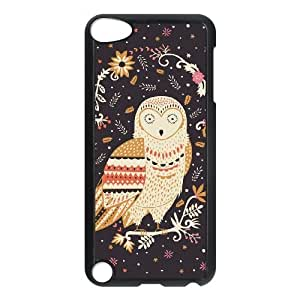 cute owl Cell Phone Case for Ipod Touch 5,diy cute owl cell phone case