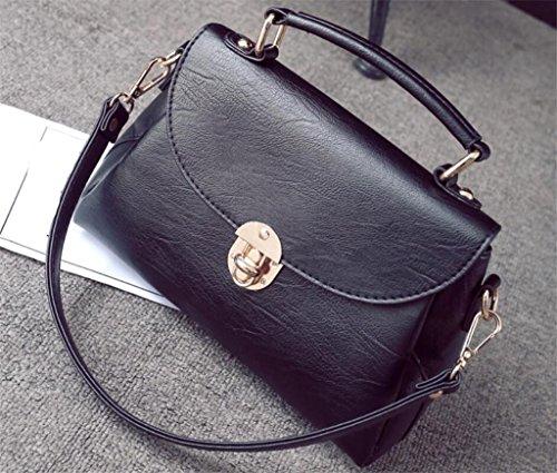Oblique Shopping Main Croix Travail Black Élégant Unique Shoutibao Sac À Bandoulière Lady Paquet 5qFvwYv