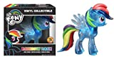 Funko My Little Pony: Rainbow Dash Vinyl Figure, Clear Glitter (SDCC Amazon Exclusive)