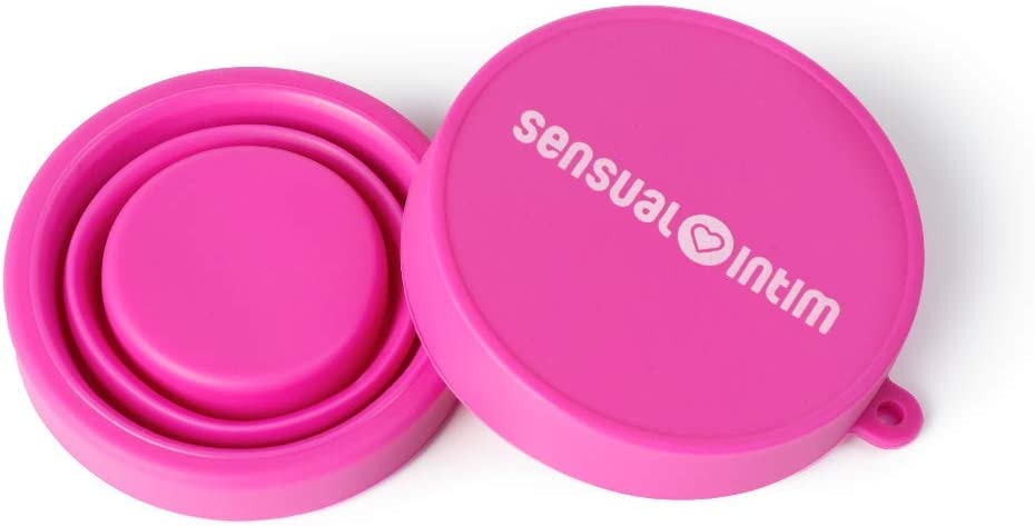 Esterilizador de Copa Menstrual Eureka! Cup ® | 100% silicona médica | Sin BPA